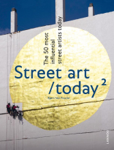 Björn Van Poucke, Elise Luong Street Art Today 2