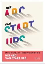 Dries Van Nieuwenhove Steven Deketelaere, Het abc van start-ups