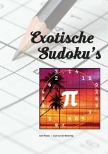 Aad Thoen , Exotische Sudoku`s