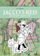 Brit Slotboom , Jacco`s reis door het Rhijnlant