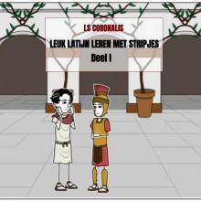 Ls Coronalis , Leuk Latijn leren met stripjes
