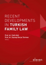 , Recent Developments in Turkish Family Law