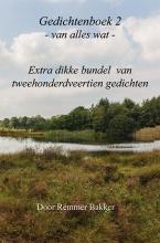 Remmer Bakker , Gedichtenboek 2