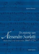 Ignace Bossuyt , De oratoria van Alessandro Scarlatti (1660-1725)