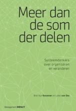 Brechtje Kessener Leike van Oss, Meer dan de som der delen