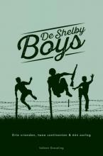 Volkert Greveling , De Shelby Boys