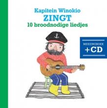 Winok  Seresia, Eva  Mouton Kapitein Winokio Zingt 10 broodnodige liedjes