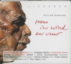 Willem Barnard , Mens in wind en vuur