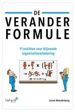 Jorien Weerdenburg , De veranderformule