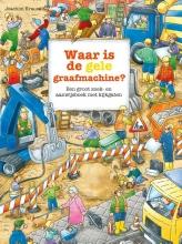 Joachim Krause , Waar is de gele graafmachine?