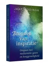 Jaap Hiddinga , Bronnen van inspiratie