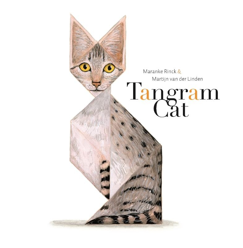 Maranke Rinck,Tangram Cat