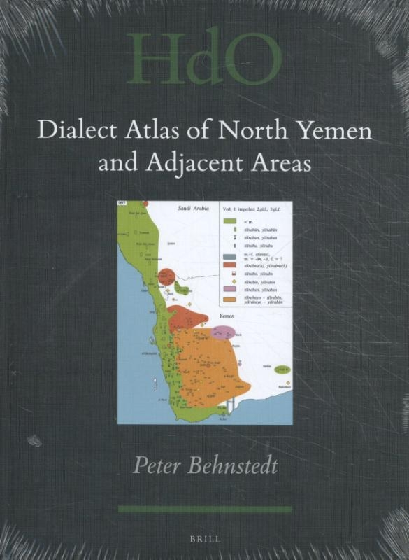P. Behnstedt,Dialect Atlas of North Yemen and Adjacent Areas