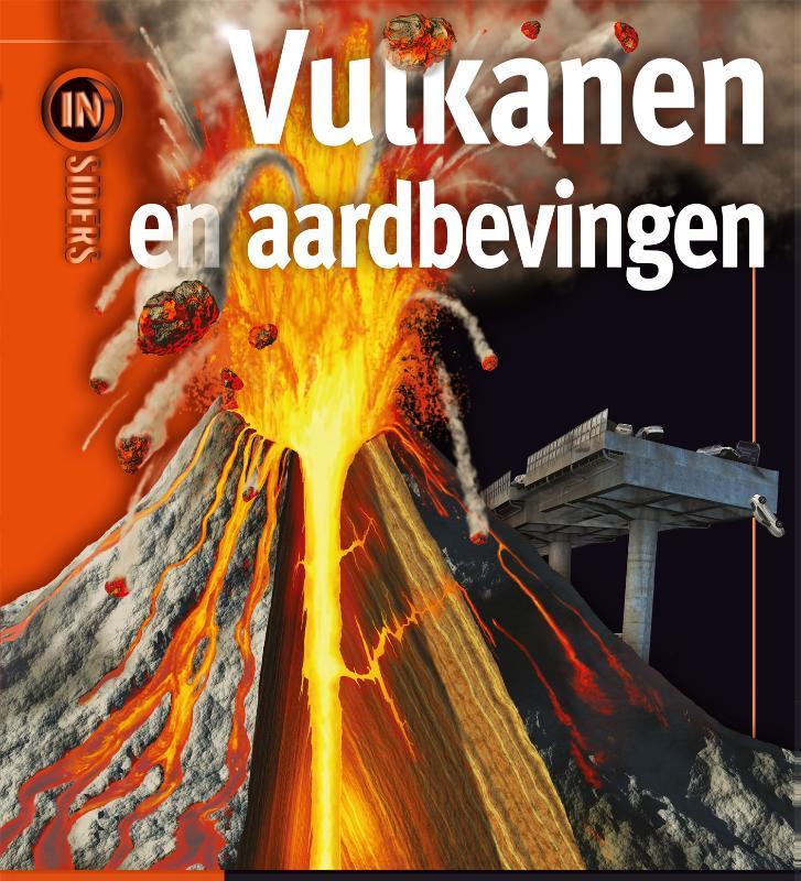 Ken Rubin,Vulkanen en aardbevingen
