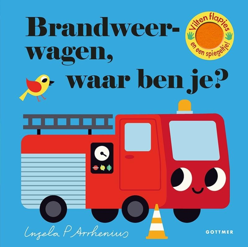 Ingela P. Arrhenius,Brandweerwagen, waar ben je?