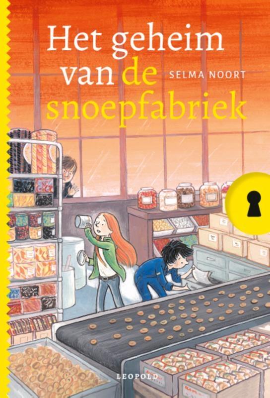 Selma Noort,Het geheim van de snoepfabriek