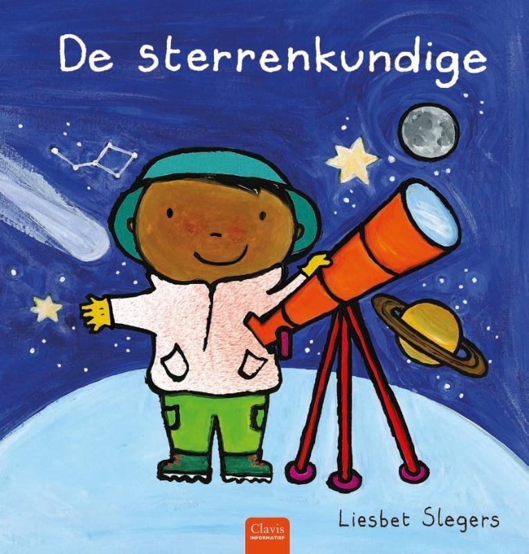 Liesbet Slegers,De sterrenkundige