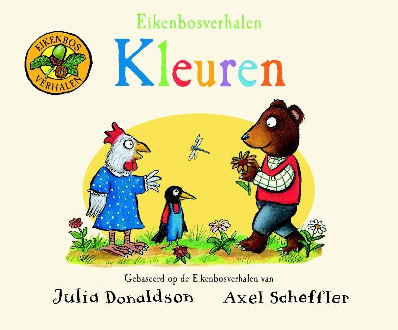 Julia Donaldson,Kleuren