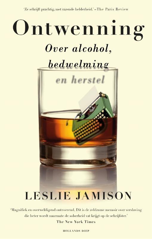 Leslie Jamison,Ontwenning