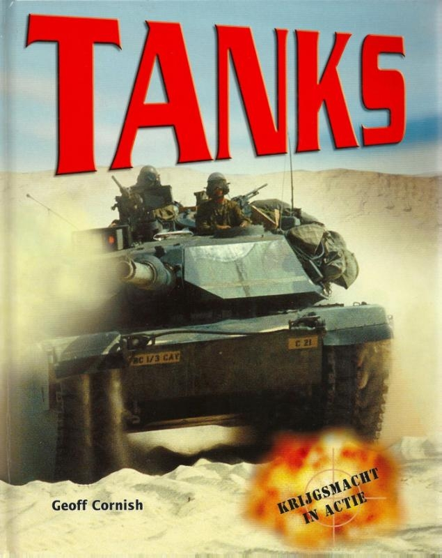 Geoff Cornish,Tanks