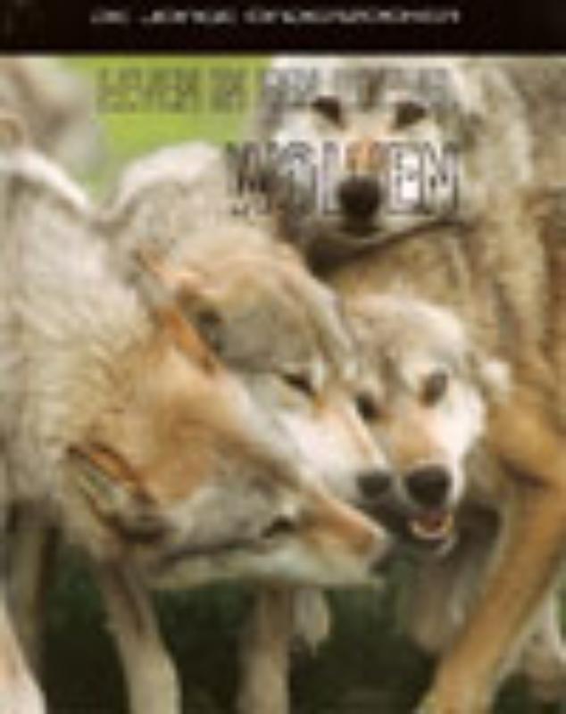 Richard Spilsbury, Louise Spilsbury,Leven in een roedel wolven