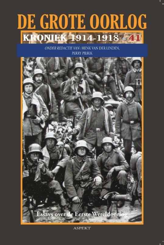 Henk van der Linden,De Grote Oorlog, kroniek 1914-1918 41