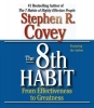 Franklin Covey,8th Habit (audio Cd)