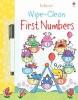 Kimberley Scott, Jessica Greenwell &,Wipe-Clean First Numbers
