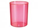 ,papierbak HAN i-Line Signal 13 liter transparant fel roze