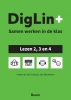 <b>Jan  Deutekom, Craats-Oosterwold van de Craats-Oosterwold</b>,DigLin Plus Samen werken in de klas Lezen 2, 3 en 4