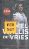 Mel  Wallis de Vries ,Vervloekt (set van 5 exx.)