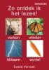 <b>Ewald  Vervaet</b>,Zo ontdek ik het lezen – Werkboek