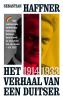 <b>Sebastian  Haffner</b>,Het verhaal van een Duitser 1914-1933
