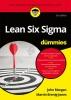 <b>John  Morgan, Martin  Brenig-Jones</b>,Lean Six Sigma voor dummies, 3e editie