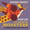 <b>Owen Davey</b>,Pop-up Mythische Monsters