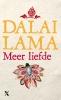 <b>Dalai Lama</b>,Meer liefde