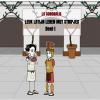 Ls  Coronalis ,Leuk Latijn leren met stripjes