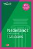 ,Van Dale Middelgroot woordenboek Nederlands-Italiaans