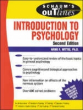 Wittig, Arno F. Schaum`s Outline of Introduction to Psychology