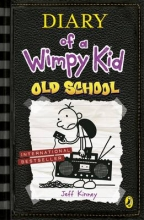 Jeff Kinney, Old School