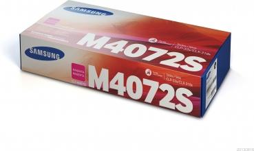 , Tonercartridge Samsung CLT-M4072S rood