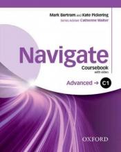 Navigate: C1 Advanced: Coursebook, e-Book and Oxford Online Skills