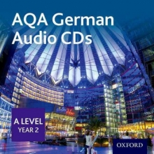 Mccrorie, Morag AQA A Level Year 2 German Audio CD Pack