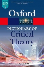 Buchannan, Ian Dictionary of Critical Theory