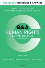 Foster, Steve, Dr. Concentrate Q&AHuman Rights and Civil Liberties