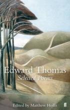 Edward Thomas,   Matthew Hollis Selected Poems of Edward Thomas