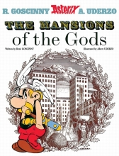 Rene,Goscinny Asterix  Asterix and the Mansions of the Gods (english)