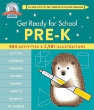 Heather Stella Get Ready for School: Pre-K (Revised & Updated)
