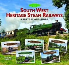 Adrian Harris South West Heritage Steam Railways