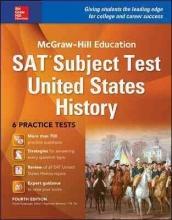 Farabaugh, Daniel McGraw-Hill Education SAT Subject Test Us History 4th Ed